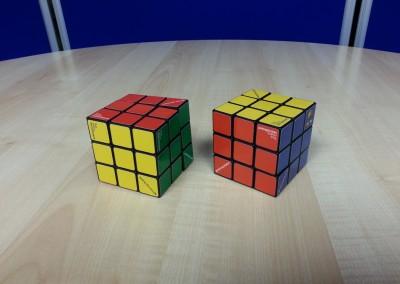 Rubik's Cube recruitment salisbury