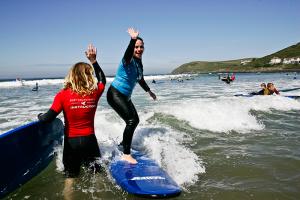 top temp jobs - surf instructor job