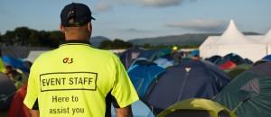 top temp job - event steward jobs